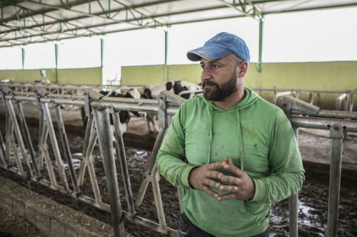 Farmers, frontline defenders against antimicrobial resistance