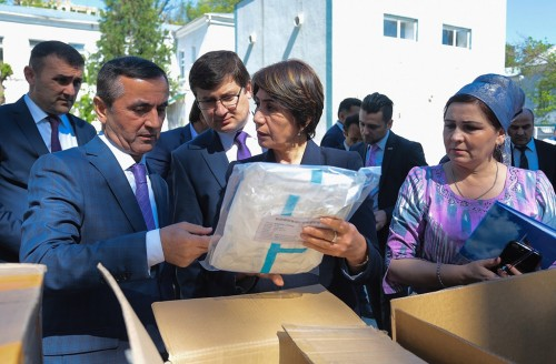 Tajikistan admits to pneumonia crisis, but not coronavirus