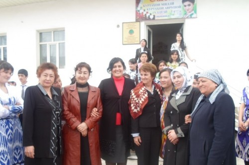 Urgent Aid to Rural Hospitals in Tajikistan