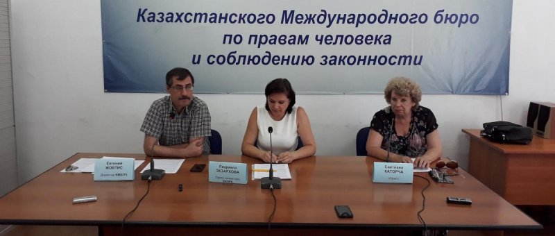 "Conviction of trade union leaders: ""Another nail in the coffin of the independent trade union movement in Kazakhstan"""